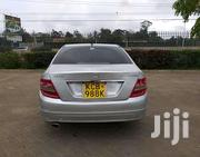 Mercedes-Benz C200 2007 Silver | Cars for sale in Nairobi, Nairobi West