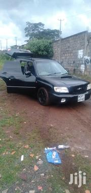 Subaru Forester 2002 Automatic Black | Cars for sale in Kajiado, Ngong