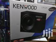 Kenwood Ksc-w1200b Sub-woofer | Vehicle Parts & Accessories for sale in Nairobi, Nairobi Central