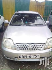 Toyota Fielder 2005 Silver | Cars for sale in Kiambu, Ruiru