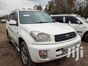 Toyota RAV4 2002 Automatic White | Cars for sale in Nairobi, Kilimani