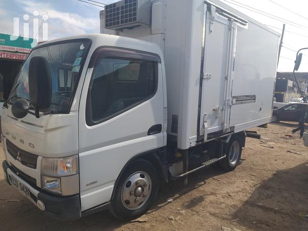 Refrigerated Truck For Hire 2.5 Tonnes