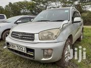 Toyota RAV4 2002 Automatic Silver | Cars for sale in Nairobi, Kilimani