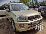 Toyota RAV4 2003 Automatic Gold | Cars for sale in Nairobi, Kilimani