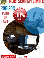 Advanced Point Of Sale System (POS) Kenya ROBIPOS | Store Equipment for sale in Kiambu, Juja