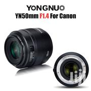 New Canon Camera Prime Lens YN-50MM 1.4   Accessories & Supplies for Electronics for sale in Nairobi, Nairobi Central