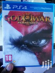 God Of War Remastered   Video Games for sale in Nairobi, Nairobi Central