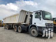 Seeking Tippers/Semi Trailers For Long Term Hire Moving Ballast   Logistics Services for sale in Trans-Nzoia, Endebess