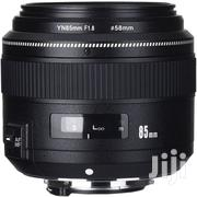 Brand New Canon Camera Lens YONGNUO YN- 85MM | Accessories & Supplies for Electronics for sale in Nairobi, Nairobi Central