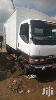 Quick Sale Clean Mitsubishi Canter 2010 White | Trucks & Trailers for sale in Nairobi, Nairobi Central