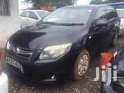 Toyota Fielder 2008 Black | Cars for sale in Nairobi, Nairobi Central
