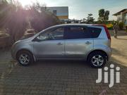 Nissan Note 1.6 2007 Silver | Cars for sale in Nairobi, Nairobi South