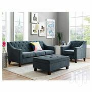 Stylish Modern Quality 4 Seater + Ottoman | Furniture for sale in Nairobi, Ngara