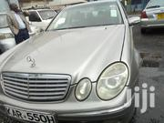 Mercedes-Benz E200 2004 Silver | Cars for sale in Nairobi, Karen