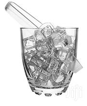 Glass Ice Bucket With Tongs | Kitchen & Dining for sale in Nairobi, Nairobi Central