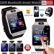 Dz09 Smartwatch Silver | Smart Watches & Trackers for sale in Nairobi, Nairobi Central