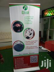 Broad Base Roll Up Banner | Manufacturing Services for sale in Nairobi, Nairobi Central