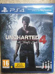 Uncharted 4   Video Games for sale in Nairobi, Nairobi South