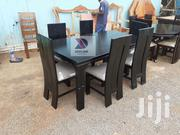 6 Seater Mahogany Dining Table Set | Furniture for sale in Nairobi, Riruta