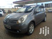 Nissan Note 2006 1.6 Acenta Silver | Cars for sale in Nairobi, Westlands