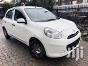 Nissan March 2012 White | Cars for sale in Nairobi, Westlands