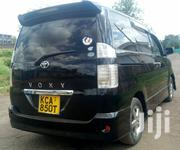 Toyota Voxy 2006 Black | Cars for sale in Nairobi, Nairobi Central