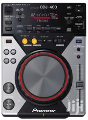CDJ-400 Pioneer Digital CD Deck With MP3 And USB Audio | Audio & Music Equipment for sale in Nairobi, Nairobi Central