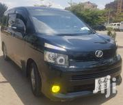 Toyota Voxy 2009 Black | Cars for sale in Nairobi, Embakasi