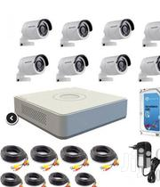 Hikvision 1080p 8 Channel Turbo HD Complete CCTV System Kit | Security & Surveillance for sale in Nairobi, Nairobi Central