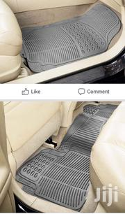 Grey Cojoined Rubber Mats   Vehicle Parts & Accessories for sale in Nairobi, Nairobi Central
