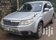 Subaru Forester 2008 Silver | Cars for sale in Nairobi, Kilimani