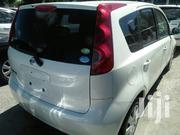 New Nissan Note 2012 White | Cars for sale in Mombasa, Shimanzi/Ganjoni