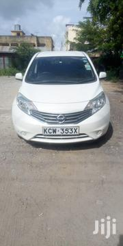 Nissan Note 2013 White | Cars for sale in Mombasa, Likoni