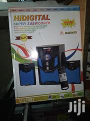 Super Hi Digital Woofer With Bluetooth | Audio & Music Equipment for sale in Nairobi, Nairobi Central