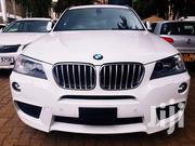 BMW X3 2012 xDrive30d White   Cars for sale in Nairobi, Westlands