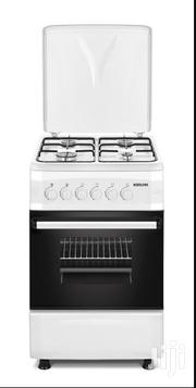 Bruhm BGC 5040NW - 4 Gas - 50cm X 55cm - Free Standing Cooker | Kitchen Appliances for sale in Nairobi, Nairobi Central