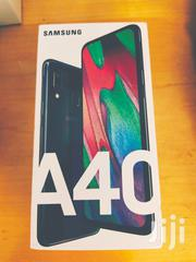 New Samsung Galaxy A40 64 GB Black | Mobile Phones for sale in Nairobi, Nairobi Central