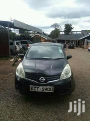 Nissan Note 2011 1.4 Black | Cars for sale in Kiambu, Ruiru