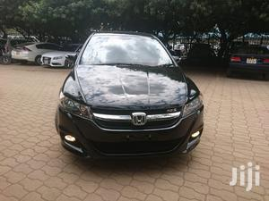 Honda Stream 2012 Black