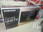 Samsung 55 Inch Smart Curved Tv | TV & DVD Equipment for sale in Nairobi, Nairobi Central