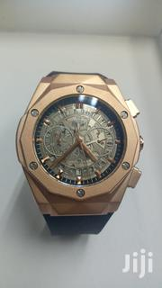 Rosegold Hublot Gents Watch | Watches for sale in Nairobi, Nairobi Central