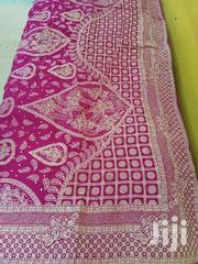 Indian Heavy Shiny Pink Saree | Clothing Accessories for sale in Mombasa, Shimanzi/Ganjoni