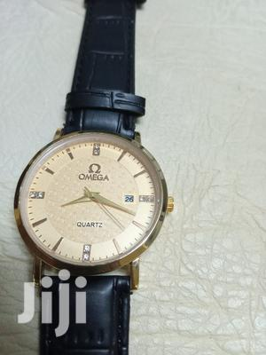 Quartz Omega Date Just Watch