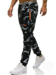 Men Jogger Camo Gray | Clothing for sale in Nairobi, Nairobi West