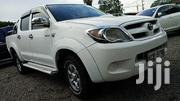 Toyota Hilux 2008 3.0 D-4D Double Cab White | Cars for sale in Nairobi, Ngara