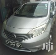 Nissan Note 2012 1.4 Gray | Cars for sale in Nakuru, Nakuru East