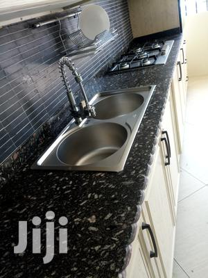 We Install Kitchen Granite Countertops