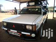 Mitsubishi L200 2002 White | Cars for sale in Kiambu, Limuru East