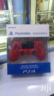 Ps 4 Pads Red. | Video Game Consoles for sale in Nairobi, Nairobi Central