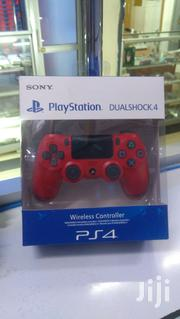 Ps 4 Controllers Red. | Video Game Consoles for sale in Nairobi, Nairobi Central